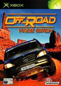 Test Drive Off Road Wide Open