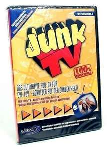 Junk TV / Add-On für Eye Toy
