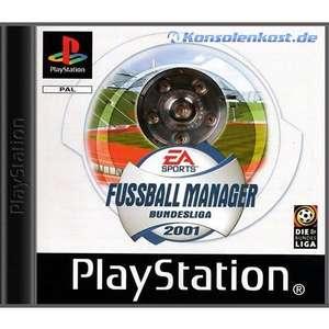 Fußball Manager - Bundesliga 2001