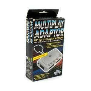 Multitap Adapter 5-Spieler / Multiplayer [verschiedene Hersteller]