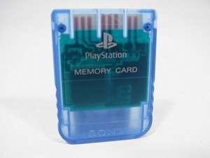 Original Sony Memory Card / Speicherkarte #blau