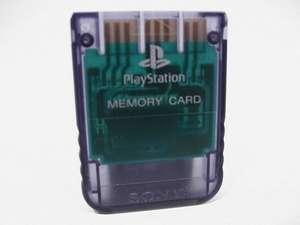 Original Sony Memory Card / Speicherkarte #schwarz-transp.