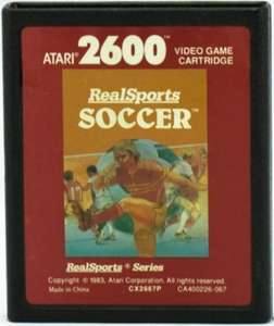 Real Sports Soccer #Redlabel