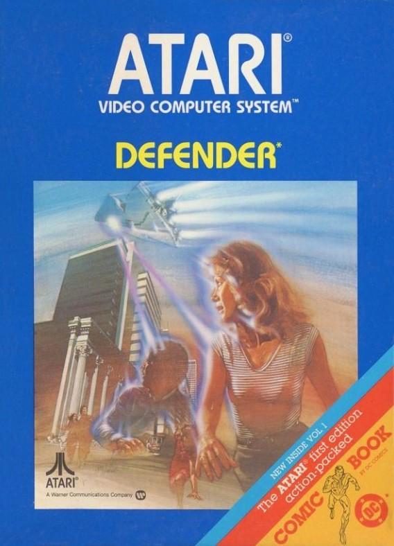 Defender #Blacklabel