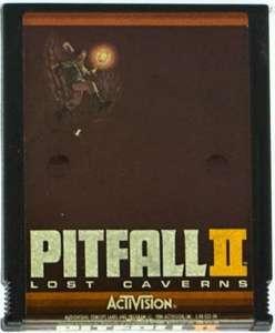 Pitfall 2: Lost Caverns