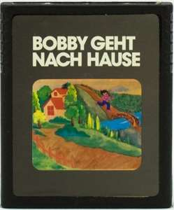 Bobby geht nach Hause #Colorlabel