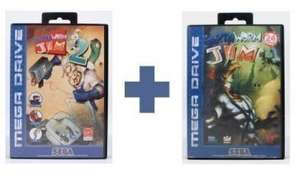 Earthworm Jim 1 + Earthworm Jim 2