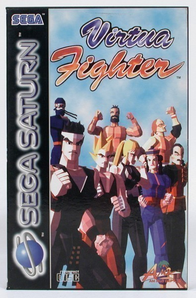 Saturn - Virtua Fighter