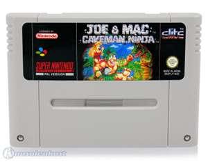 Joe and Mac - Caveman Ninja