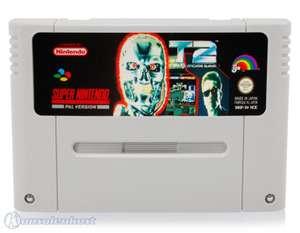 Terminator 2 / T2: The Arcade Game