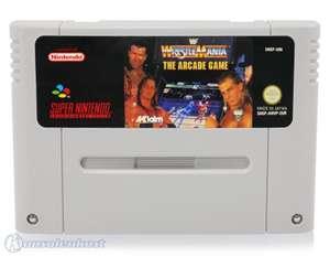WWF: Wrestlemania Arcade
