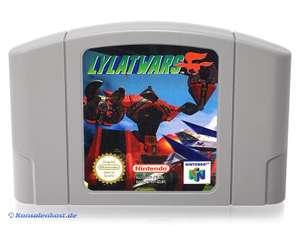 Lylat Wars / Starfox 64