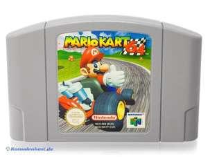 Super Mario Kart 64