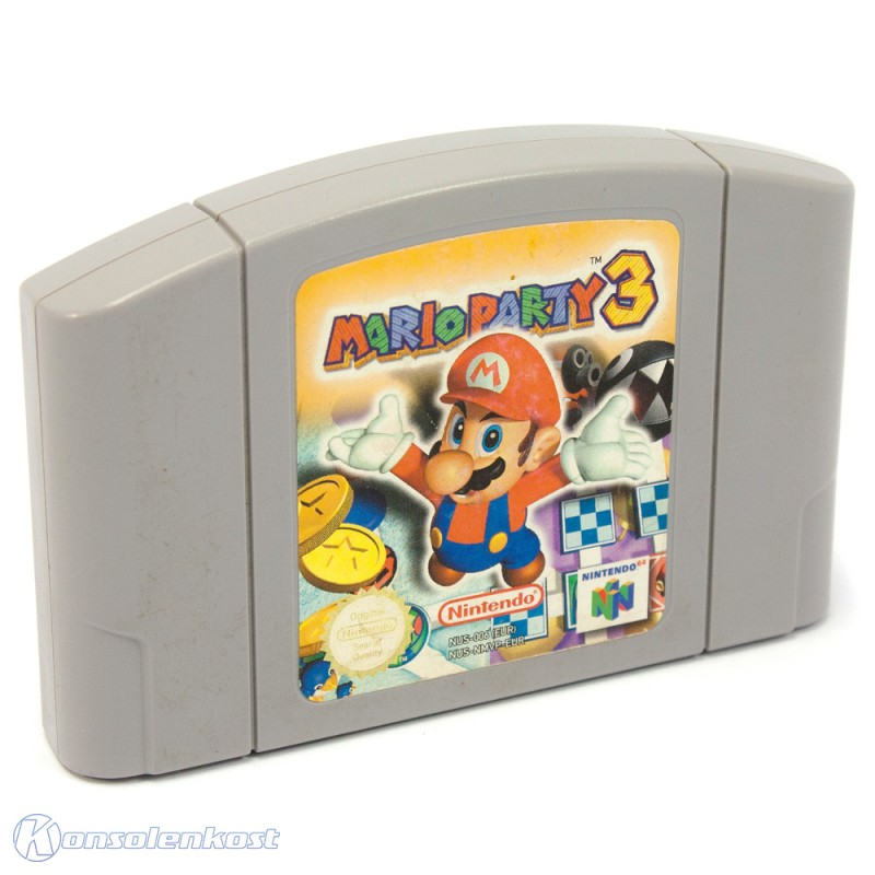Mario Party 3