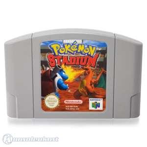 Pokémon Stadium 1