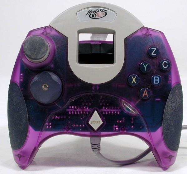 Controller - Pad #lila [Madcatz]