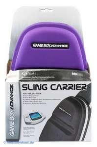 Sling Carrier für GBA + Color