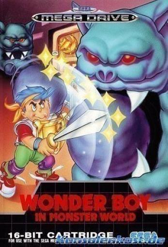 Wonder Boy in Monster World