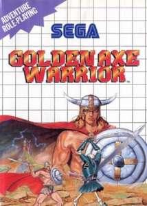 Golden Axe Warrior
