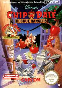 Chip'n Dale: Rescue Rangers 1