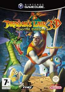 Dragon's Lair 3D #Special Edition