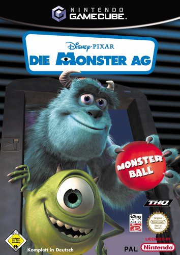 Die Monster AG: Monster-Ball / Scream Arena