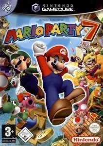 Mario Party 7 + Mikrofon