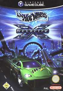 Hot Wheels - Velocity X