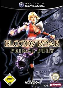 Bloody Roar: Primal Fury