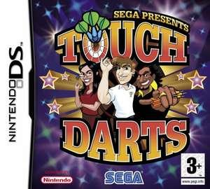 Sega Touch Darts EU NDS