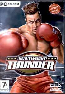 Heavyweight Thunder Boxing