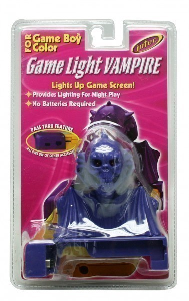 Game Light - Licht Vampir