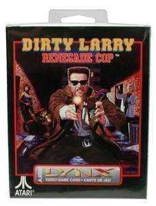 Dirty Larry: Renegade Cop