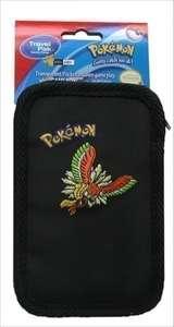 Pokemon Tasche / Travel Pak #schwarz-gold