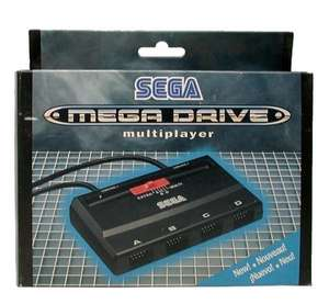 Multiplayer 4 Player Adapter