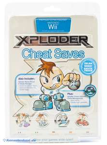 Xploder / Action Replay + Media Manager + Virtual Console