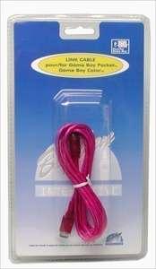 Linkkabel -clear pink- [BigBen]