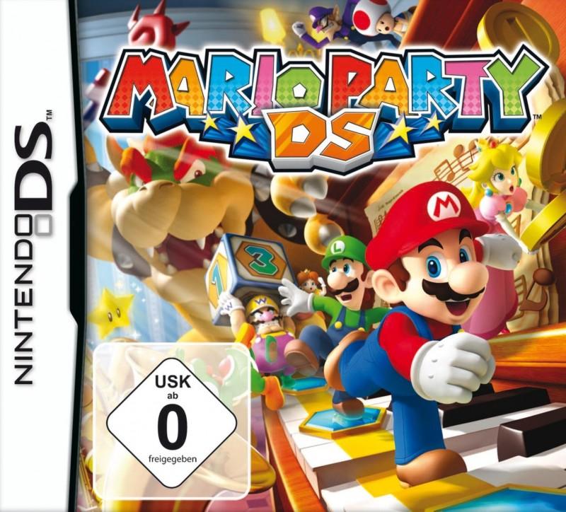 Nintendo DS - Mario Party DS
