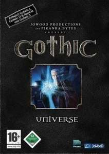 Gothic Universe: alle Teile 1-2-3 & Add Ons