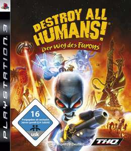 Destroy all Humans: Der Weg des Furons