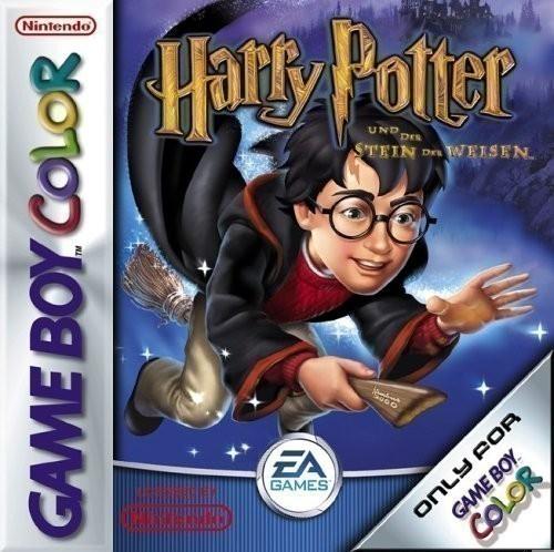 GameBoy Color - Harry Potter: Stein der Weisen / Philosopher\'s Stone