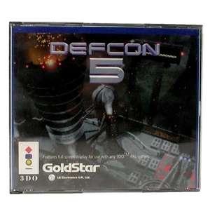 Defcon 5 CD-Case