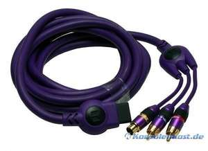 High-End S-Video & AV Kabel [Monster]