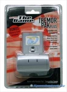 Memory Card / Memorycard / Speicherkarte / Controller Pak 1MB & Rumble Pak TremorPak Plus [InterAct]