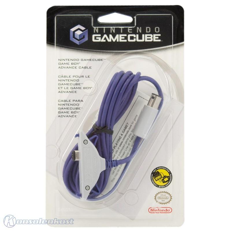 Original Nintendo GameBoy Advance - Cable / Linkkabel