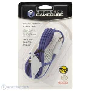 Original Gameboy Advance Linkkabel / GBA Link Cable #DOL-011 [Nintendo]