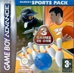 Sports Pack 3 in 1