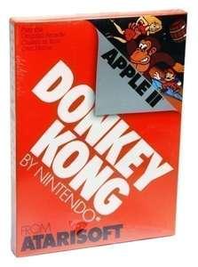 Donkey Kong für Apple II