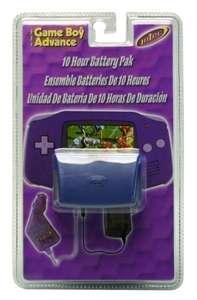 10 Stunden Batterie - Battery Pack #lila