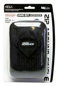 GameBoy Color Tasche schwarz